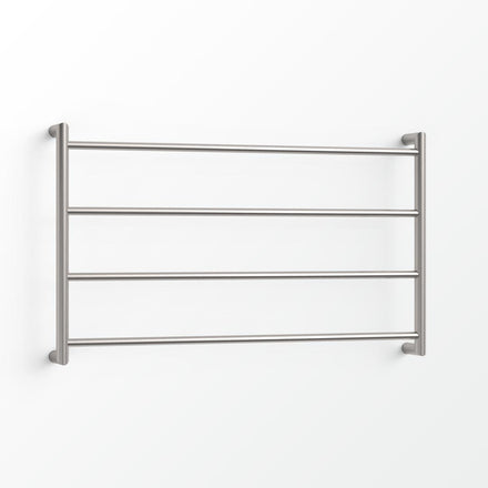 Fluid Heated Towel Ladder - 55x90cm