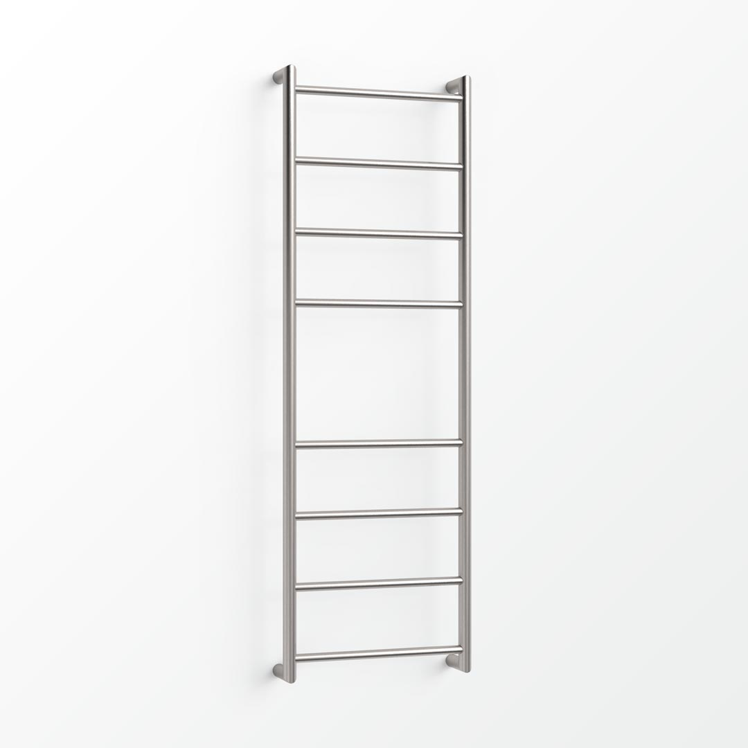 Fluid Heated Towel Ladder - 130x40cm