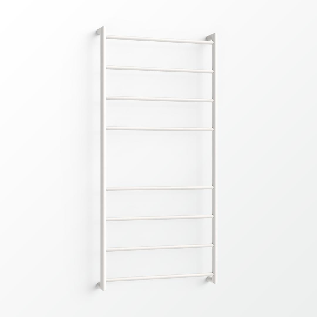 Fluid Heated Towel Ladder - 130x60cm
