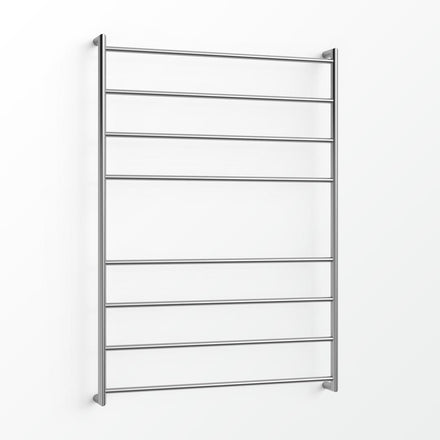 Fluid Heated Towel Ladder - 130x90cm