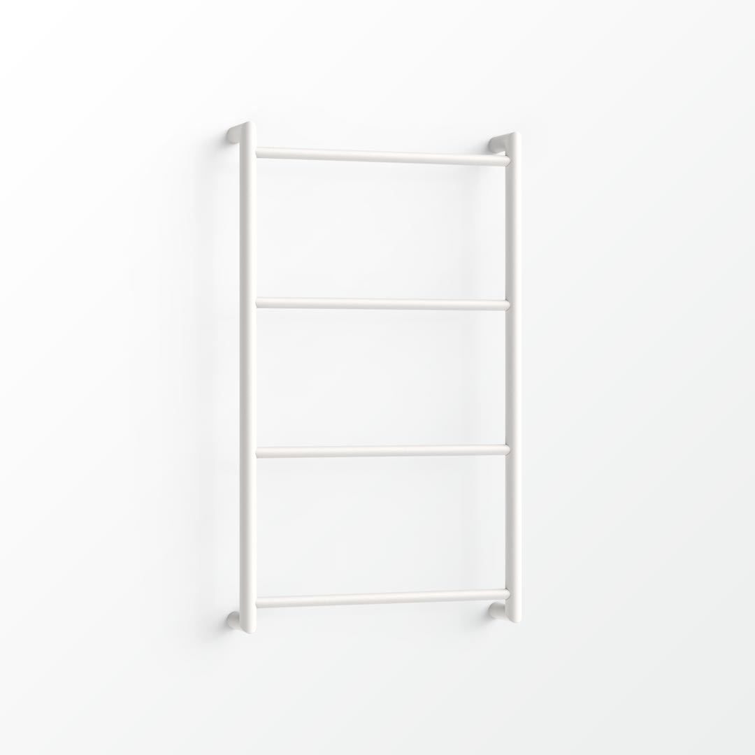 Econ Heated Towel Ladder - 85x48cm