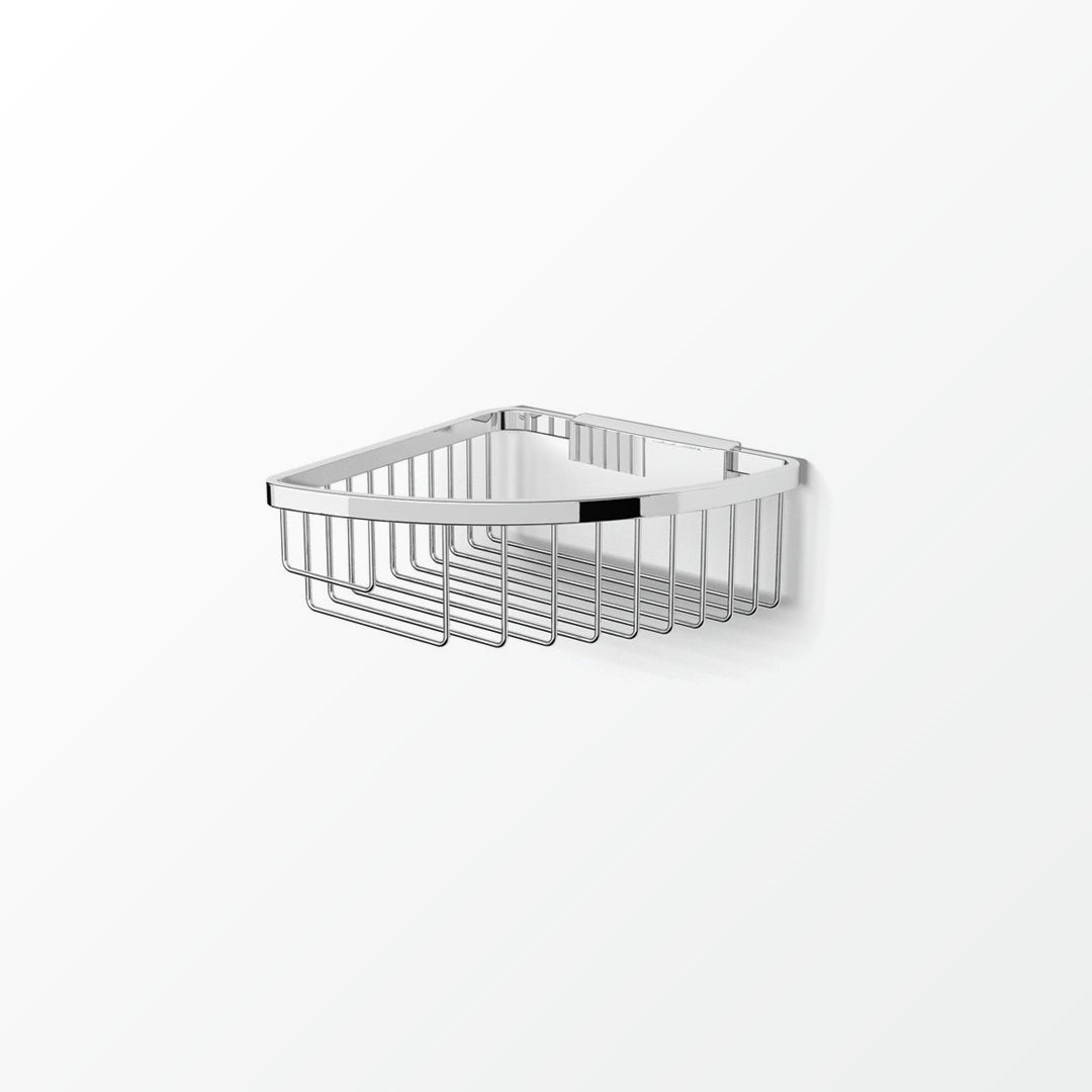 Universal Detachable Soap Basket - Large Corner