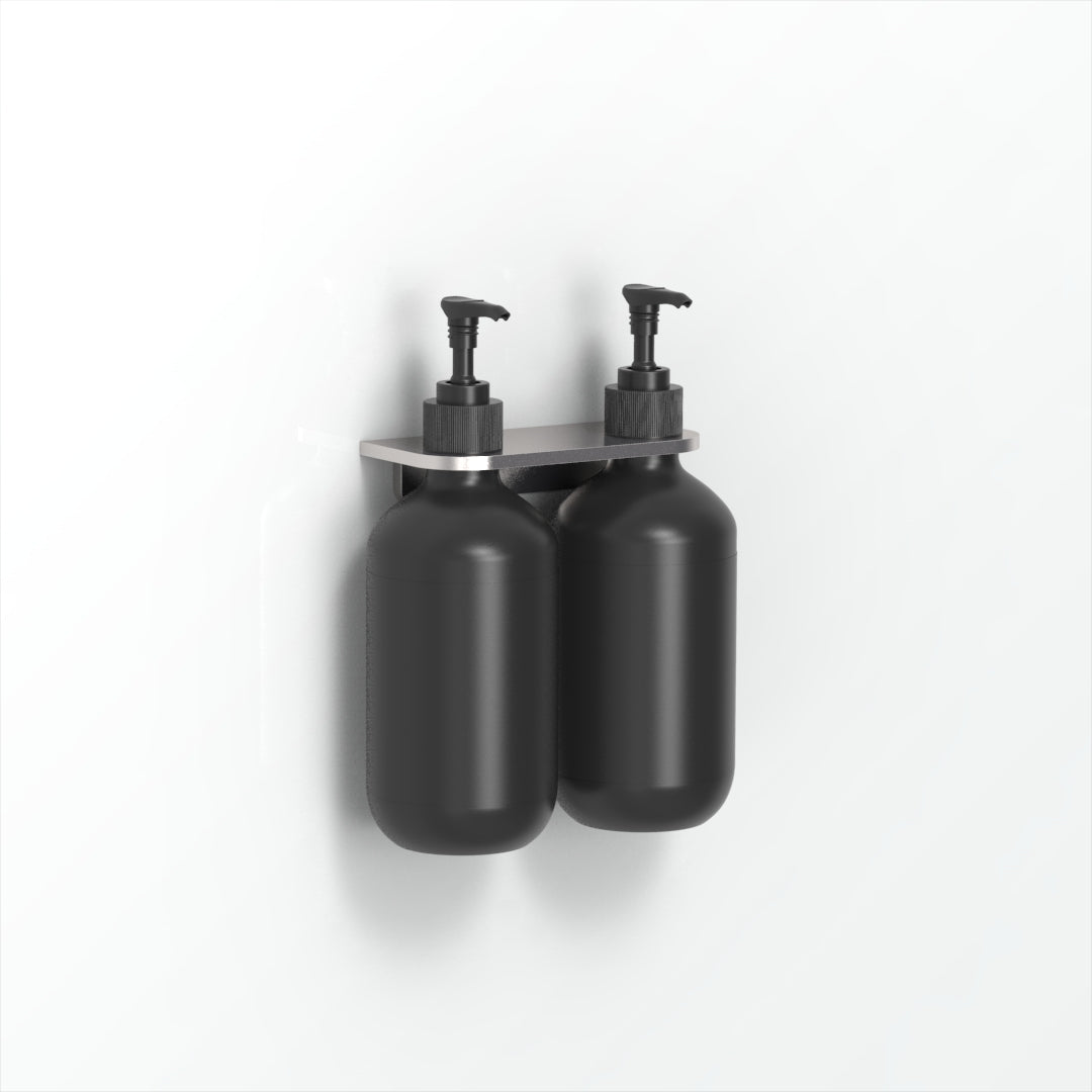 Universal Lotion Bottle Holder (Double)