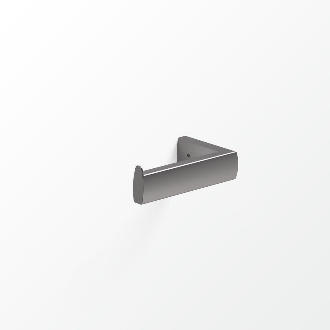 Xylo Toilet Roll Holder - Left Facing
