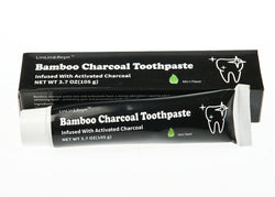 Bamboo Activated Charcoal Toothpaste