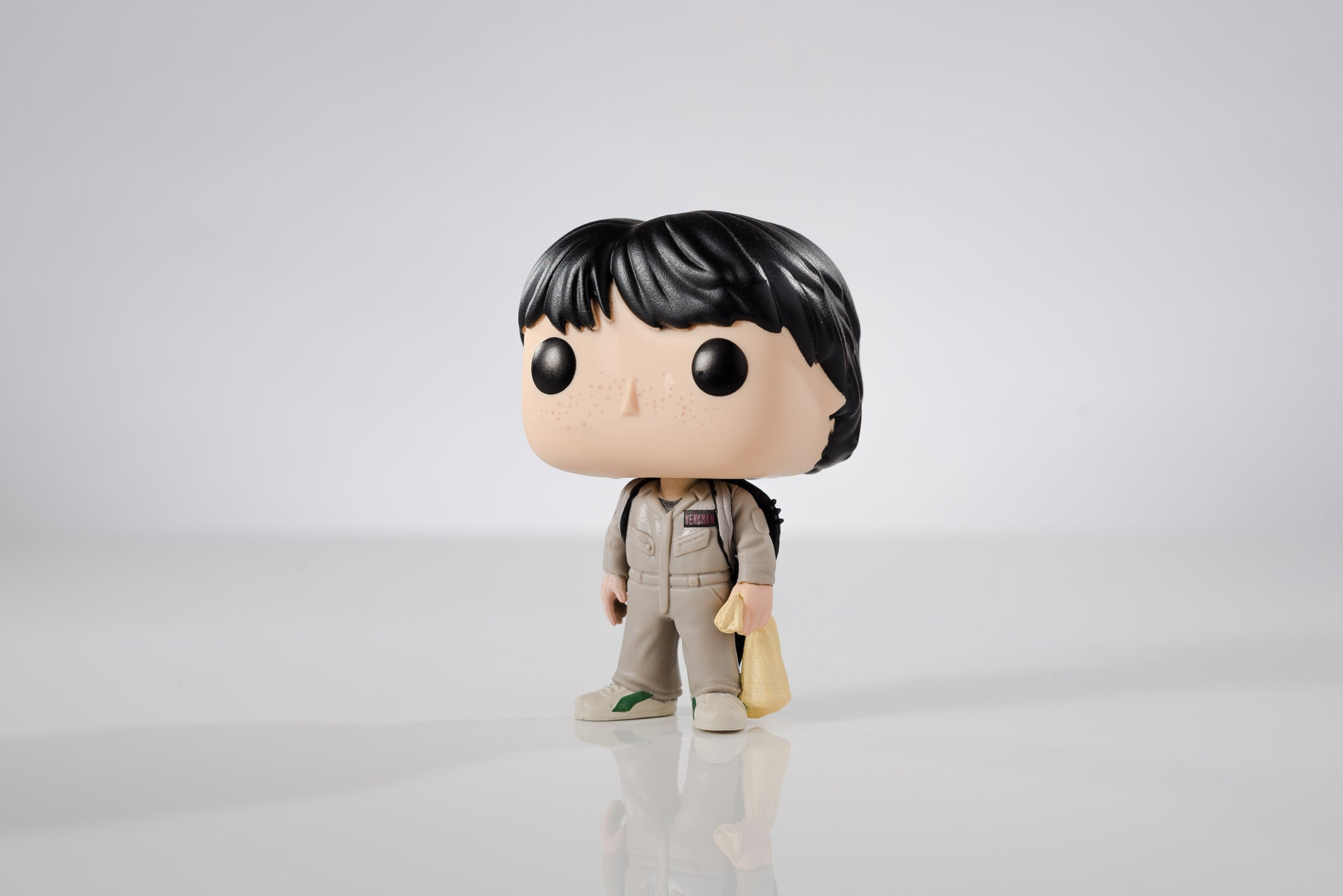 Stranger Things Pop! Vinyl Figure Ghostbusters Mike