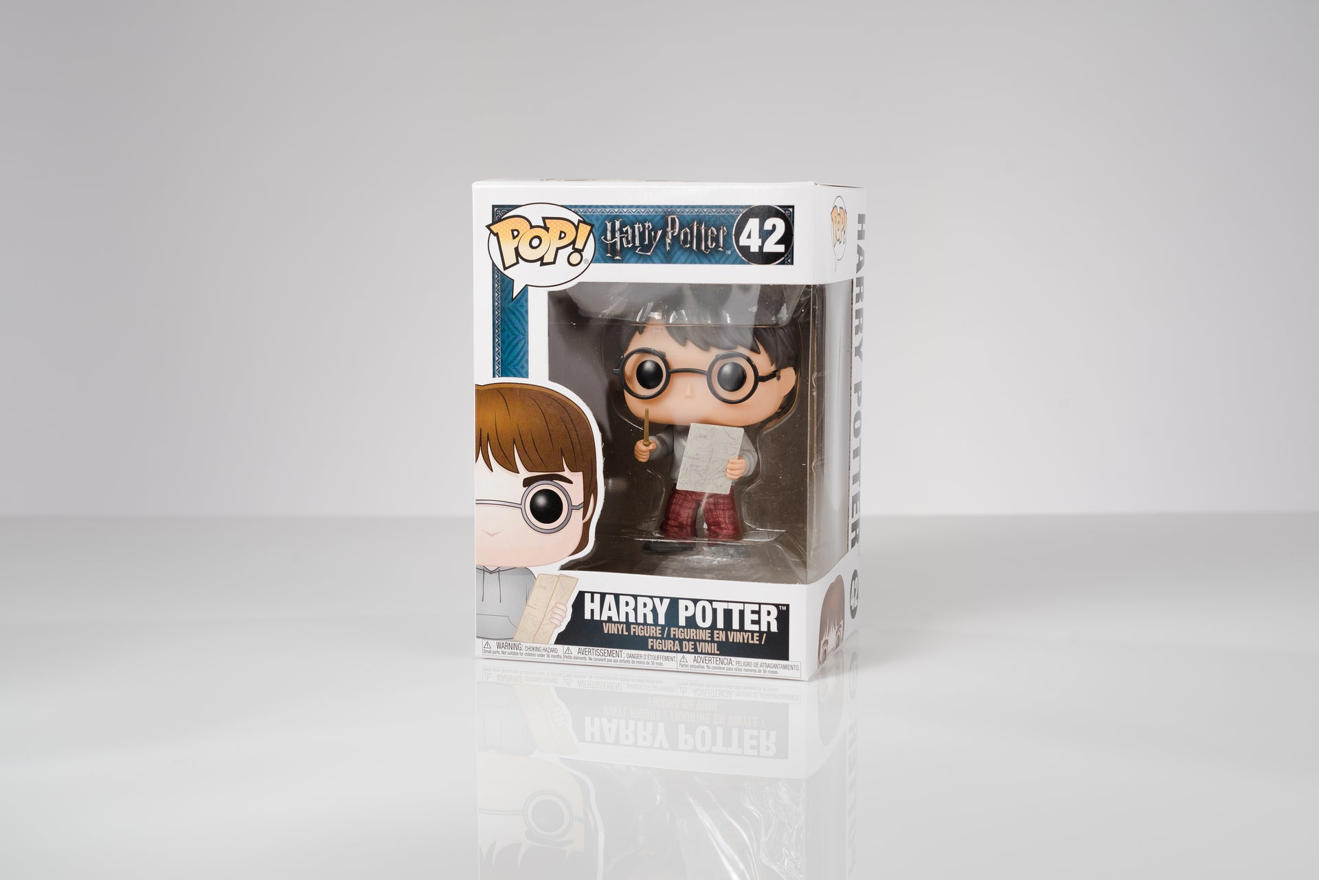 Harry Potter Pop! Vinyl Figure Harry Potter with Marauders