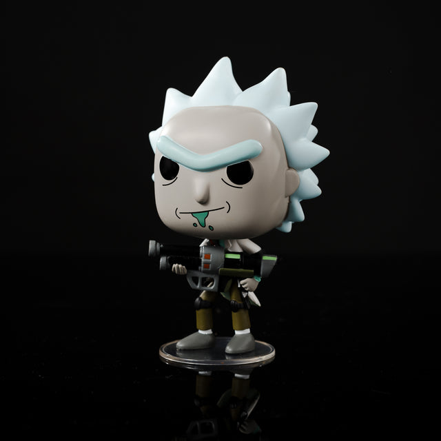 Rick and Morty Pop! Vinyl Figure Weaponized Rick