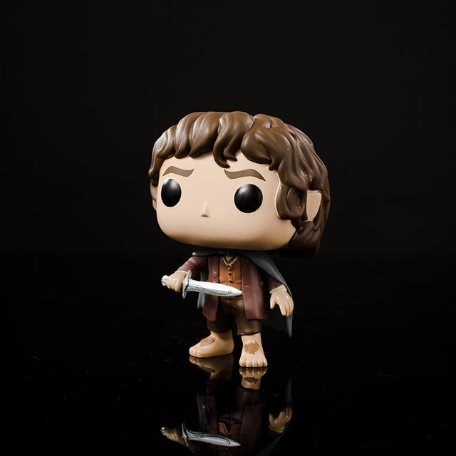 The Lord of the Rings Pop! Vinyl Figure Frodo Baggins