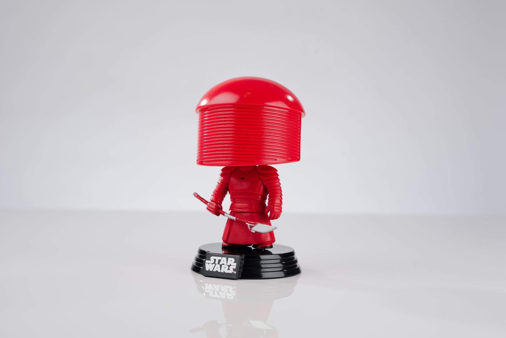 Star wars bobble head Pop! Vinyl Figure Praetorian Guard