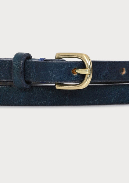 Nash - Navy Blue belt