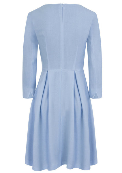 Lena Light Blue Dress