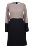 Kensley wool dress