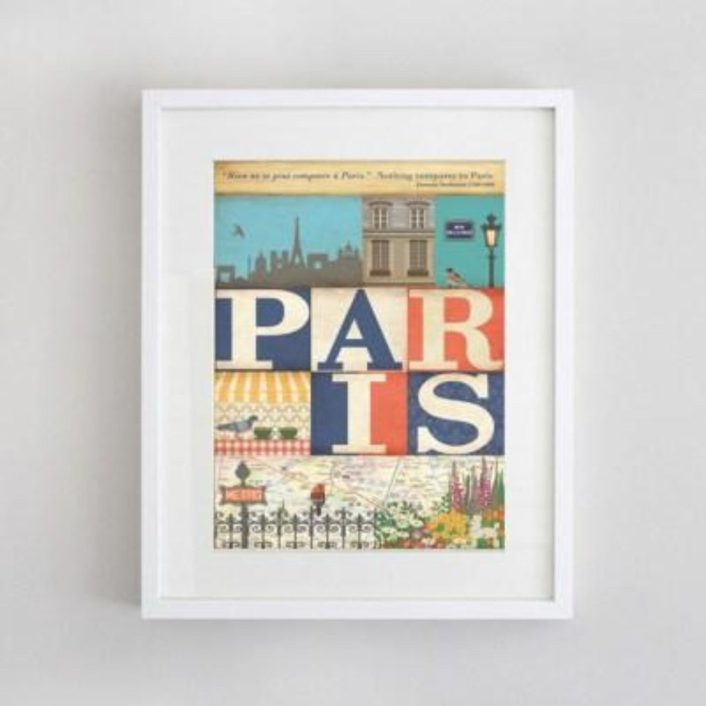 Artwork | Prints | Paris
