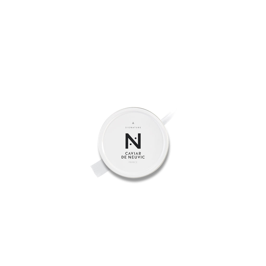 CAVIAR DE NEUVIC | 30g TIN FRENCH CAVIAR (ACIPENSAR BAERII)