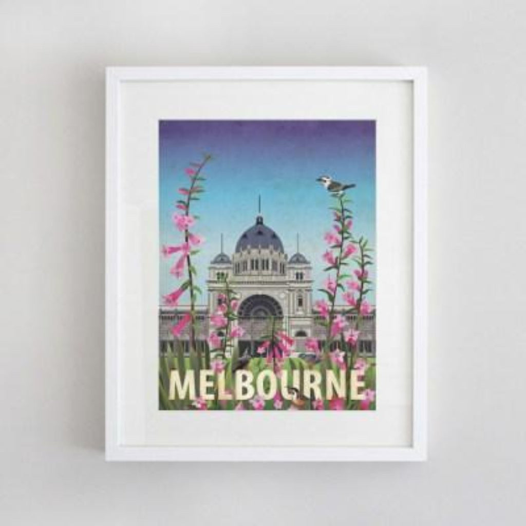Artwork | Prints | Melbourne Royal Exhibition Building
