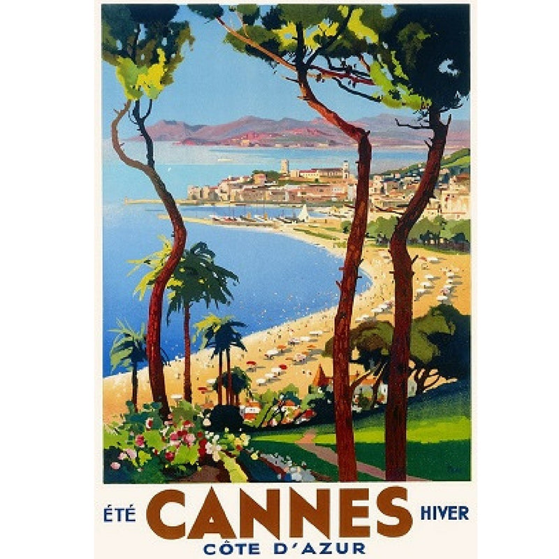 CANNES | 50x70