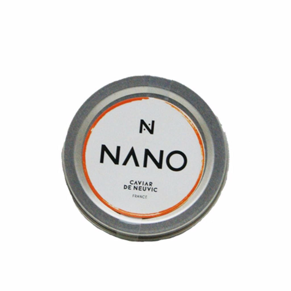 CAVIAR DE NEUVIC | 10g TIN FRENCH CAVIAR (ACIPENSAR BAERII)