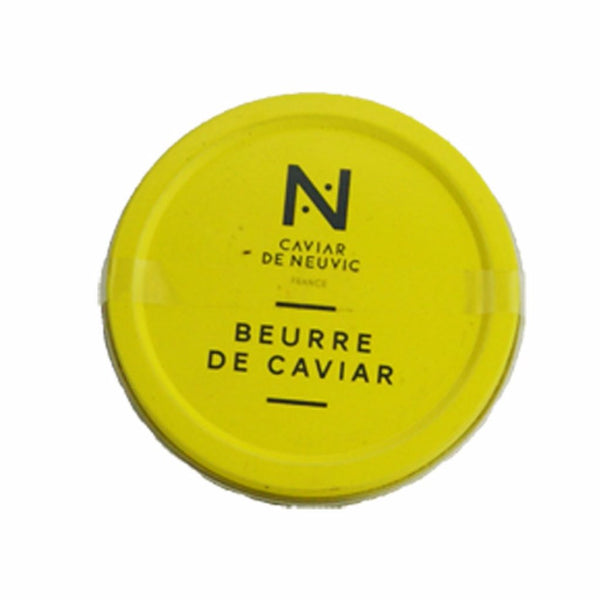 CAVIAR DE NEURIC | 50g TIN FRENCH CAVIAR BUTTER