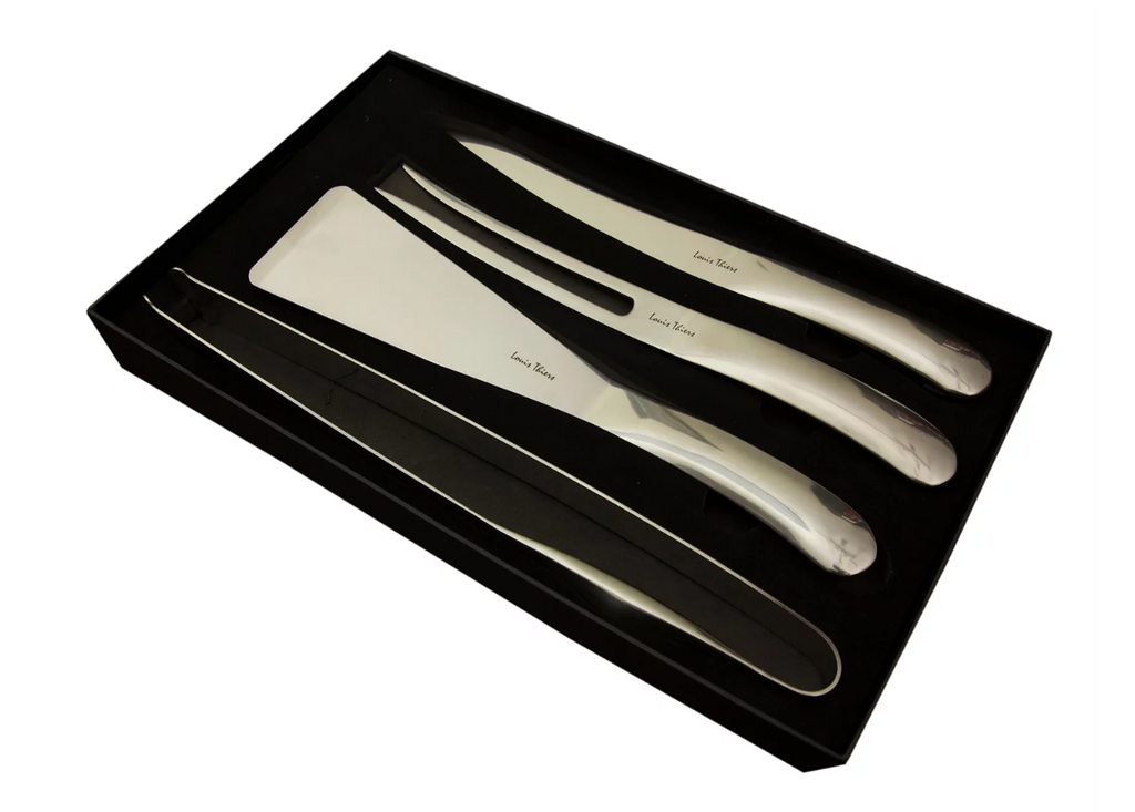 Organique BBQ Set Polished Finish