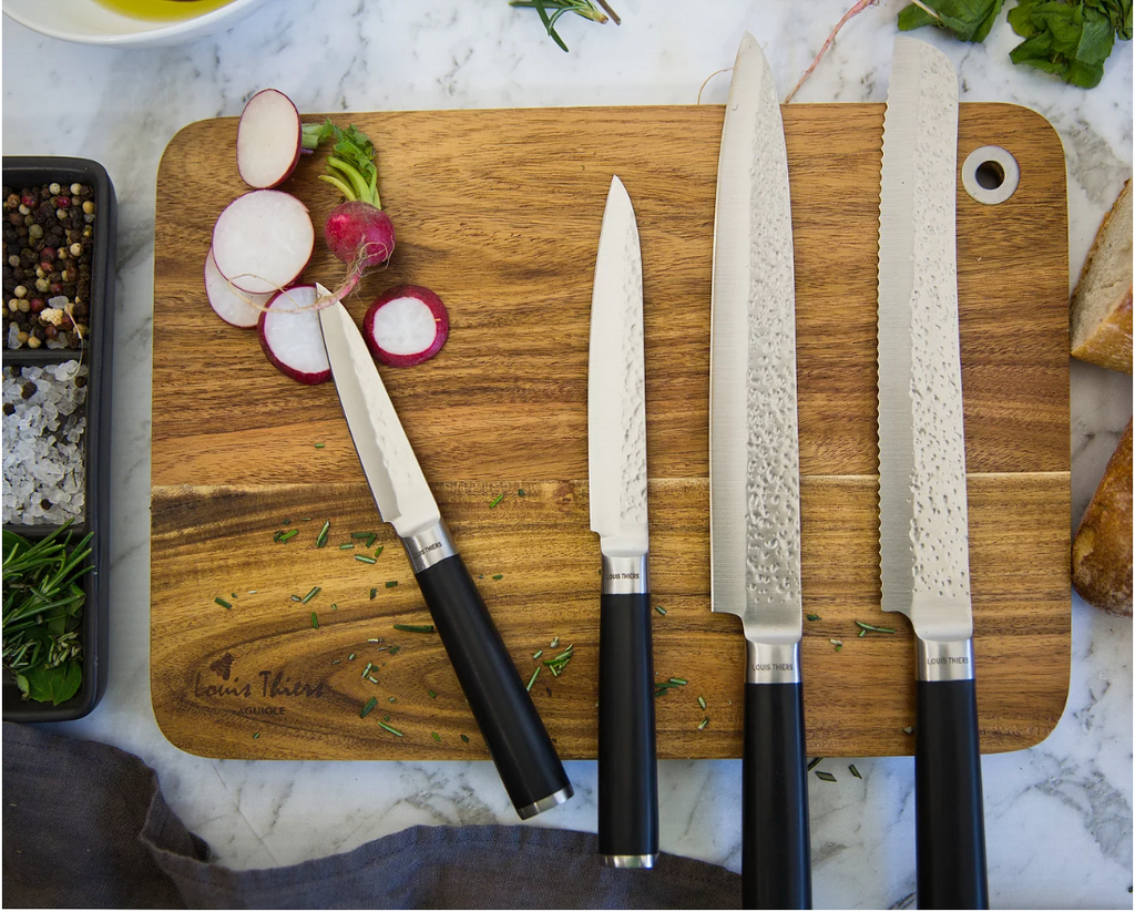 Artisan 4-Piece Kitchen Knife Set