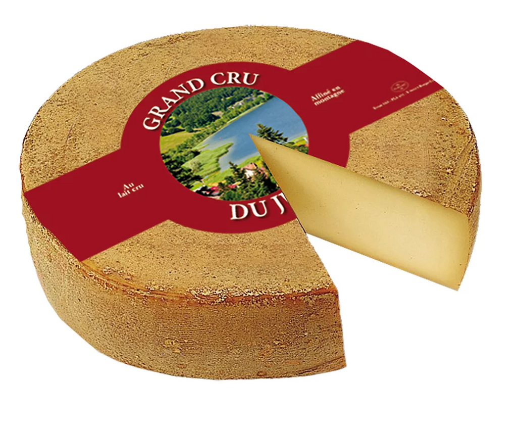 Grand Cru du Jura - Cow -Raw milk - 250 g