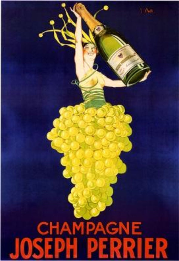 FOOD/WINE | CHAMPAGNE PERRIER 50x70