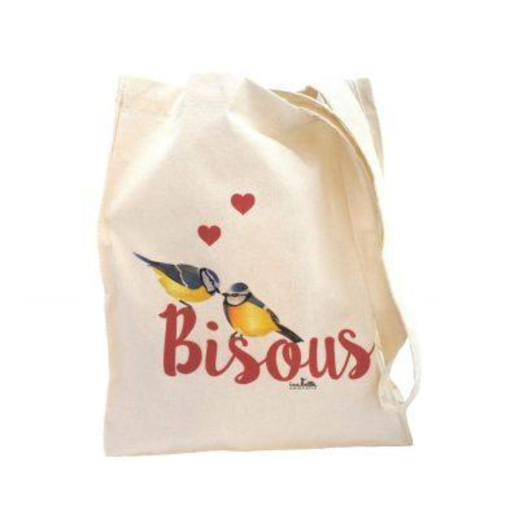 Artwork | Bisous Tote Bag