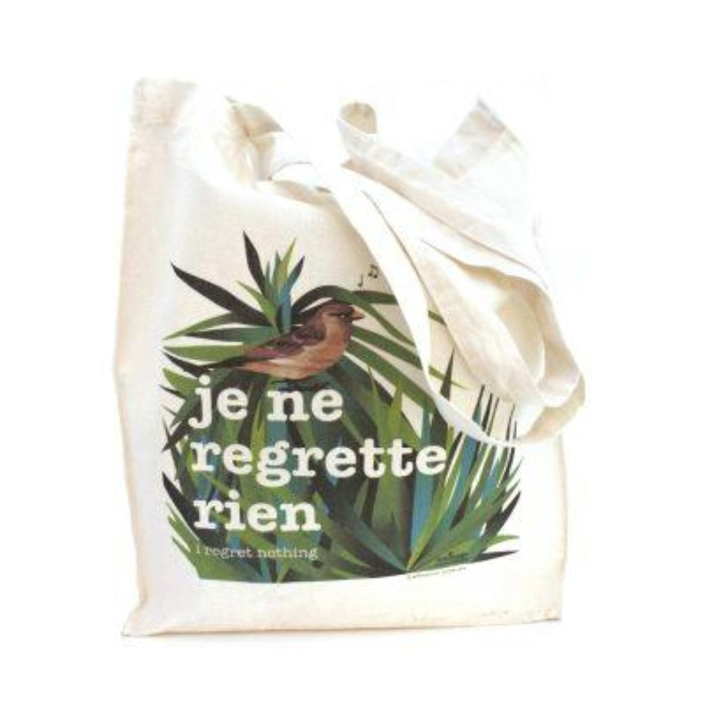 Artwork | Je Ne Regrette Rien Tote Bag