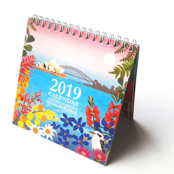 Artwork | 2019 Sydney Harbour Calendar