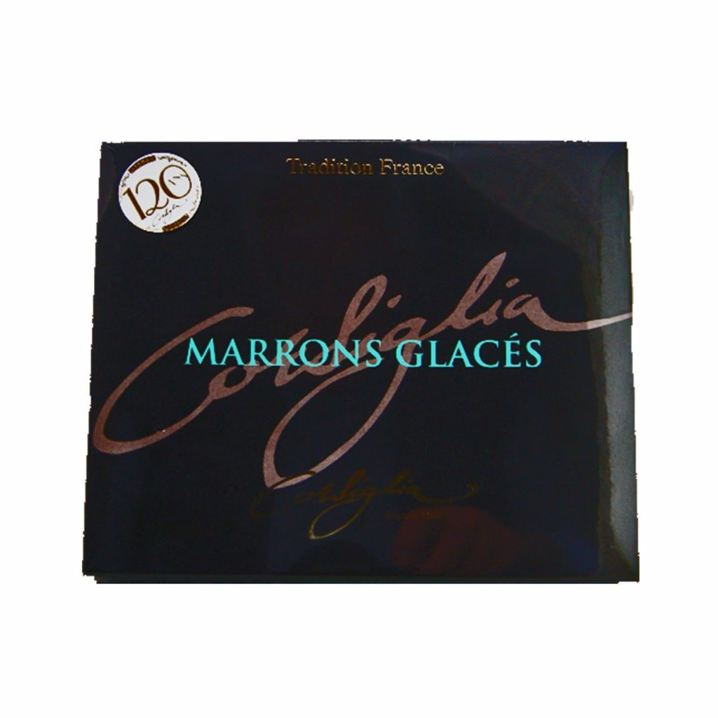 CORSIGLIA | BOX OF 12 MARRONS GALCÉS