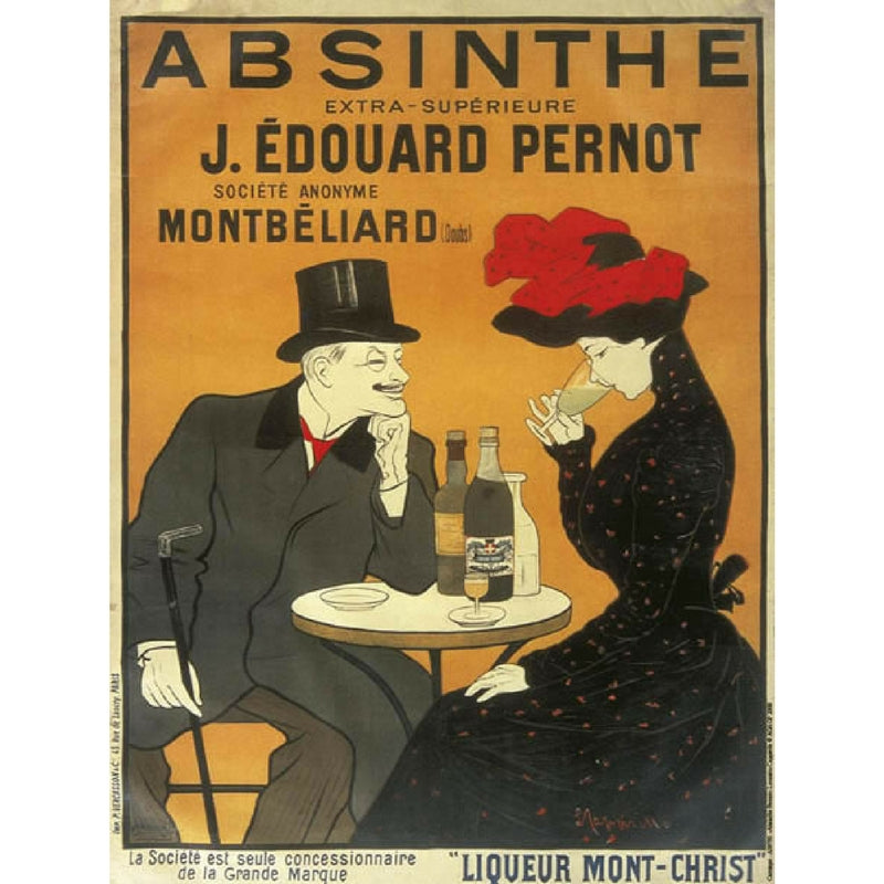 FOOD/DRINK | ABSINTHE PERNOT 50x70