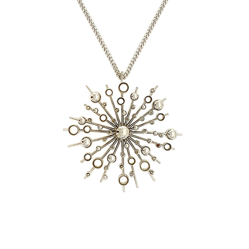 NATALIE BARNEY | SOLEIL | PENDANT AND CHAIN
