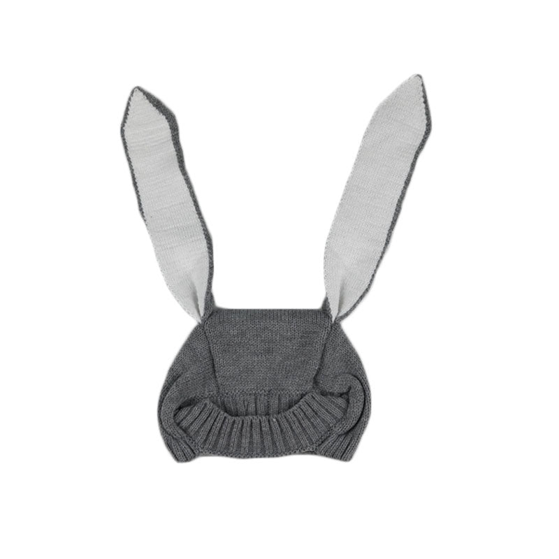 1Pcs Baby Rabbit Ears Hat Winter Baby Bonnet Hat Knitted Infant Toddler Cap  Girl Boy Accessories cccb38ef7b1b