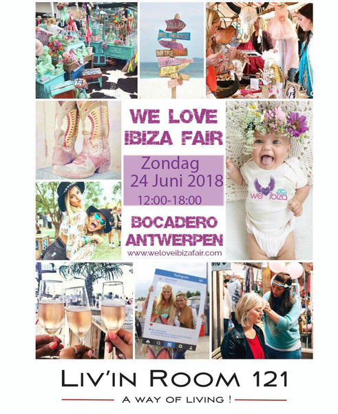 Liv'in Room 121 @ We love Ibiza FAir 2018