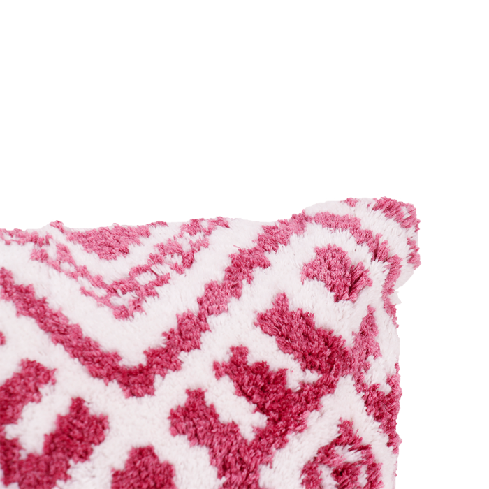 CUSHION RED SORBET