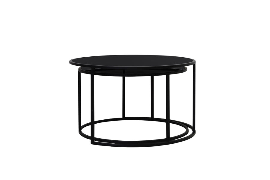 COFFEE TABLE - DUARTE BLACK