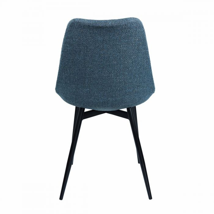 DINING CHAIR DANI - BLUE