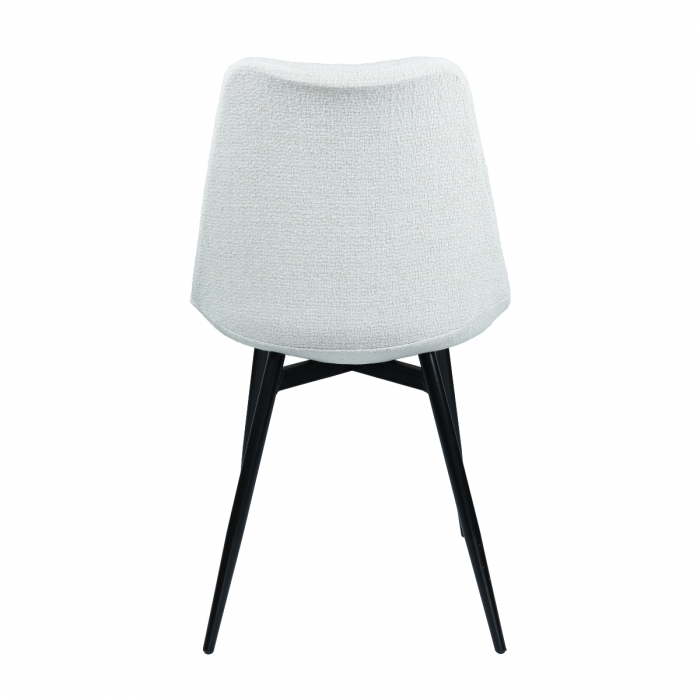 DINING CHAIR DANI - WHITE