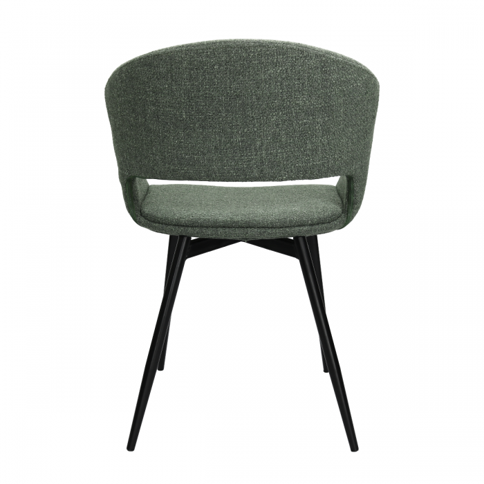 DINING CHAIR DEAN - GREEN