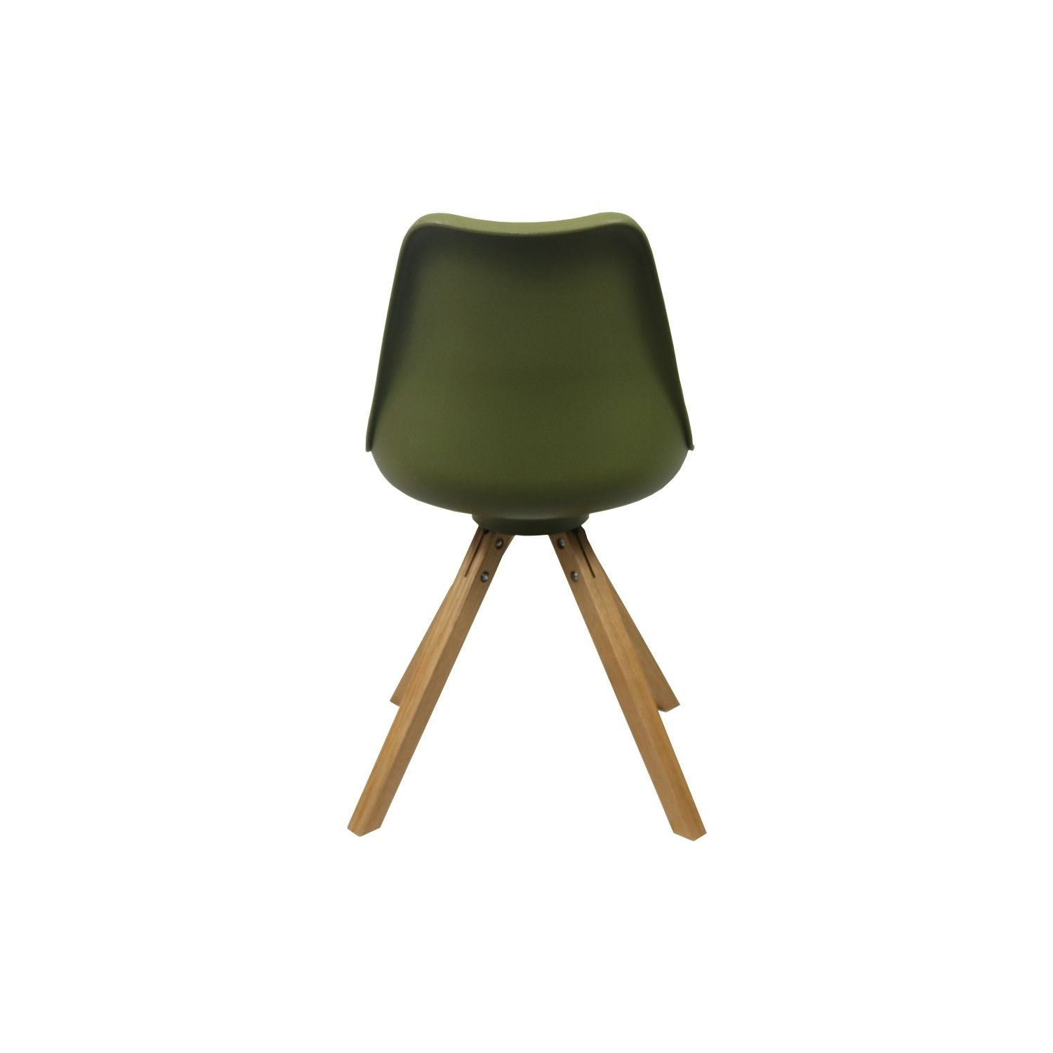 DINING CHAIR LUUK - GREEN