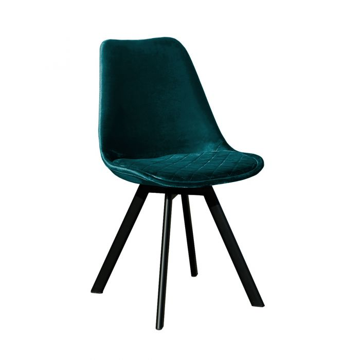DINING CHAIR SOOF - BLUE