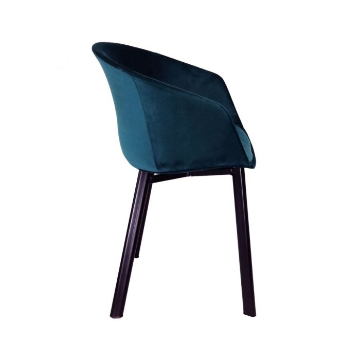 DINING CHAIR VIC - BLUE
