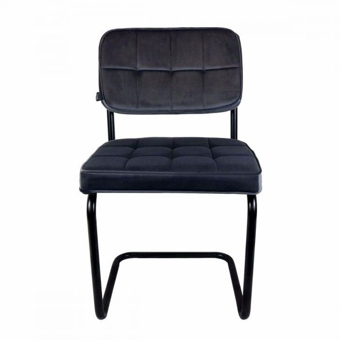 DINING CHAIR IVY - ANTHRACITE