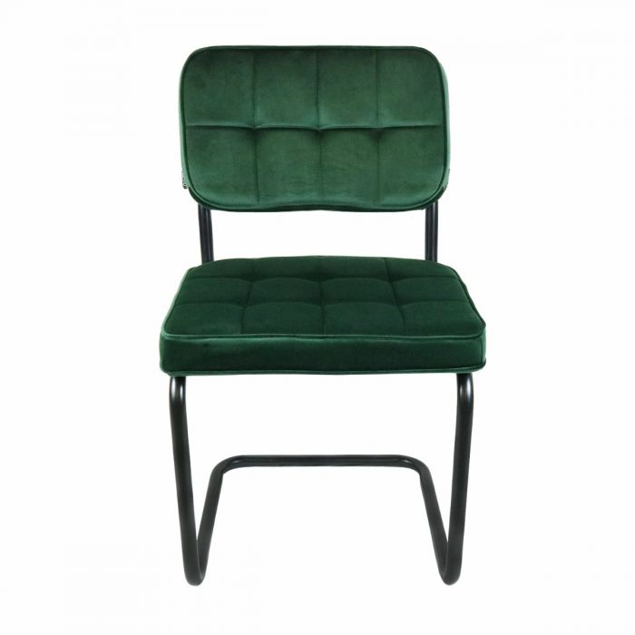 DINING CHAIR IVY - GREEN