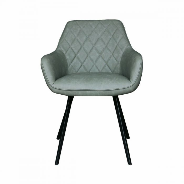 DINING CHAIR  KARL  - GREEN