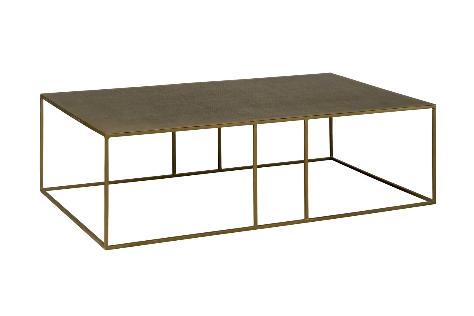 COFFEE TABLE ETNA - GOLD