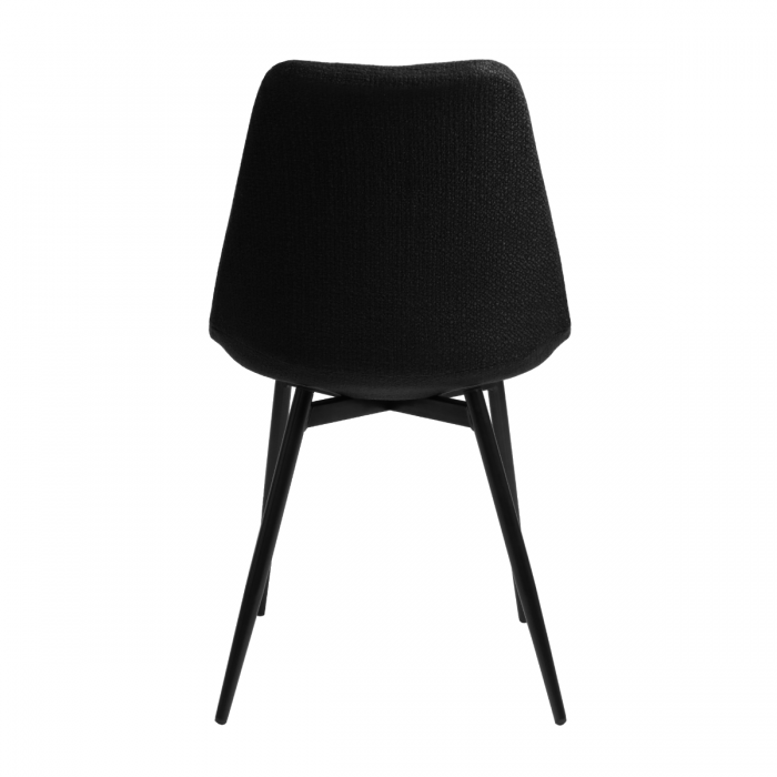 DINING CHAIR DANI - BLACK