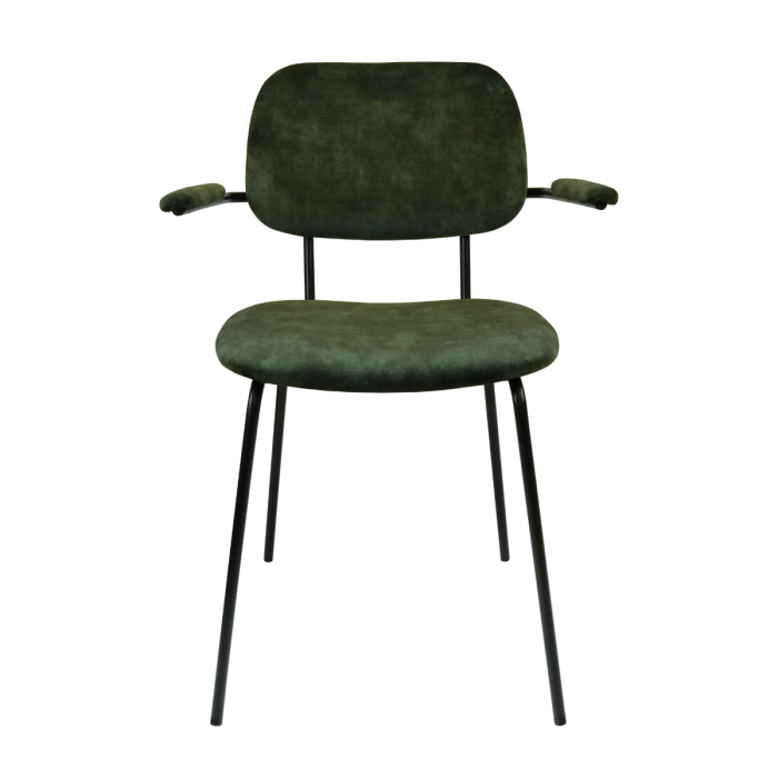 DINING CHAIR MIA - GREEN