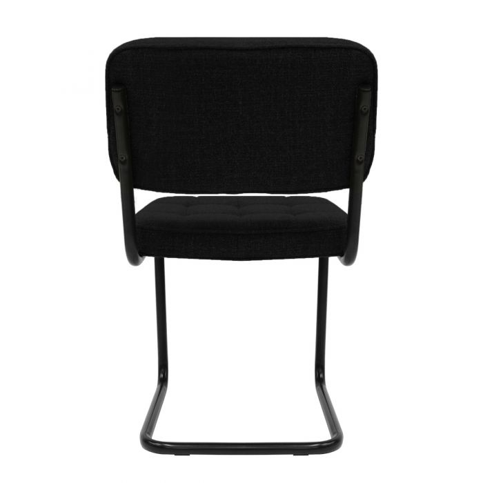 DINING CHAIR YVES - BLACK